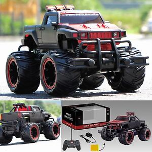 rc ferngesteuertes auto monstertruck truck pick up akku. Black Bedroom Furniture Sets. Home Design Ideas