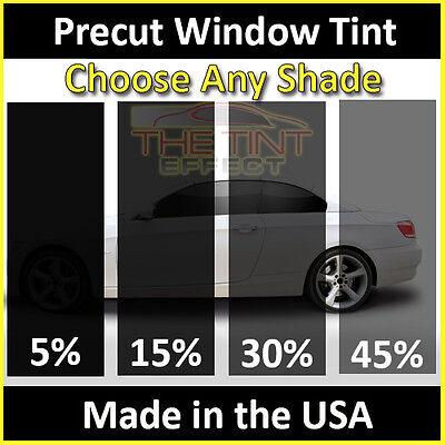 Precut Window Tint Kit Film Full Truck Fits 2007-2013 Silverado Double Cab
