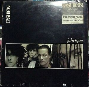 FASHION-Fabrique-Released-1982-Vinyl-Record-Collection-UK-pressed