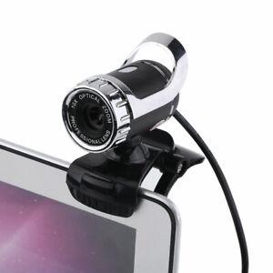 For-PC-Laptop-USB-12-Megapixel-HD-Webcam-Web-Cam-Camera-amp-Microphone-Mic-New