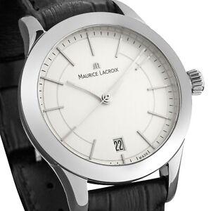 Maurice Lacroix Les Classiques Date Damenuhr LC1026-SS001-130-1 NEU OVP Garantie