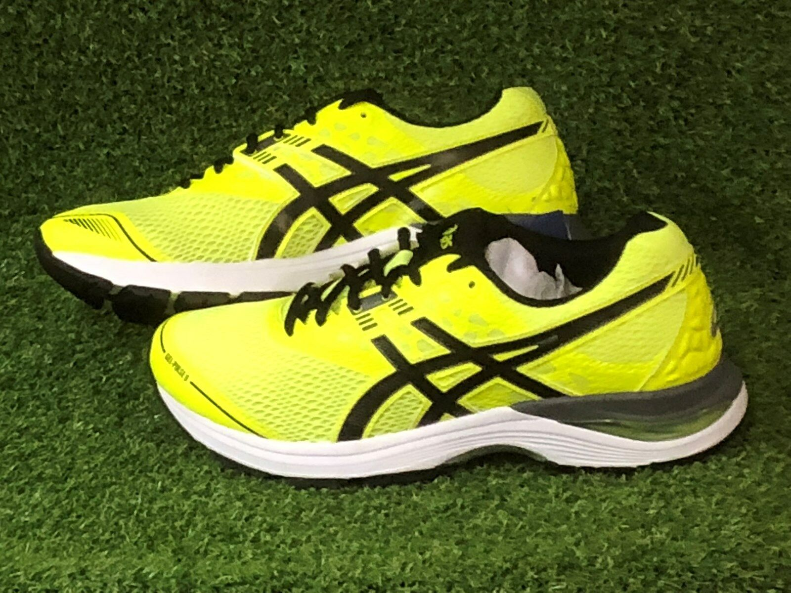 Asics Gel pulse 9 yellow Men Laufschuh Running  NEU OVP