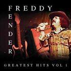 Freddy Fender Greatest Hits Vol 1 0760137698722 CD