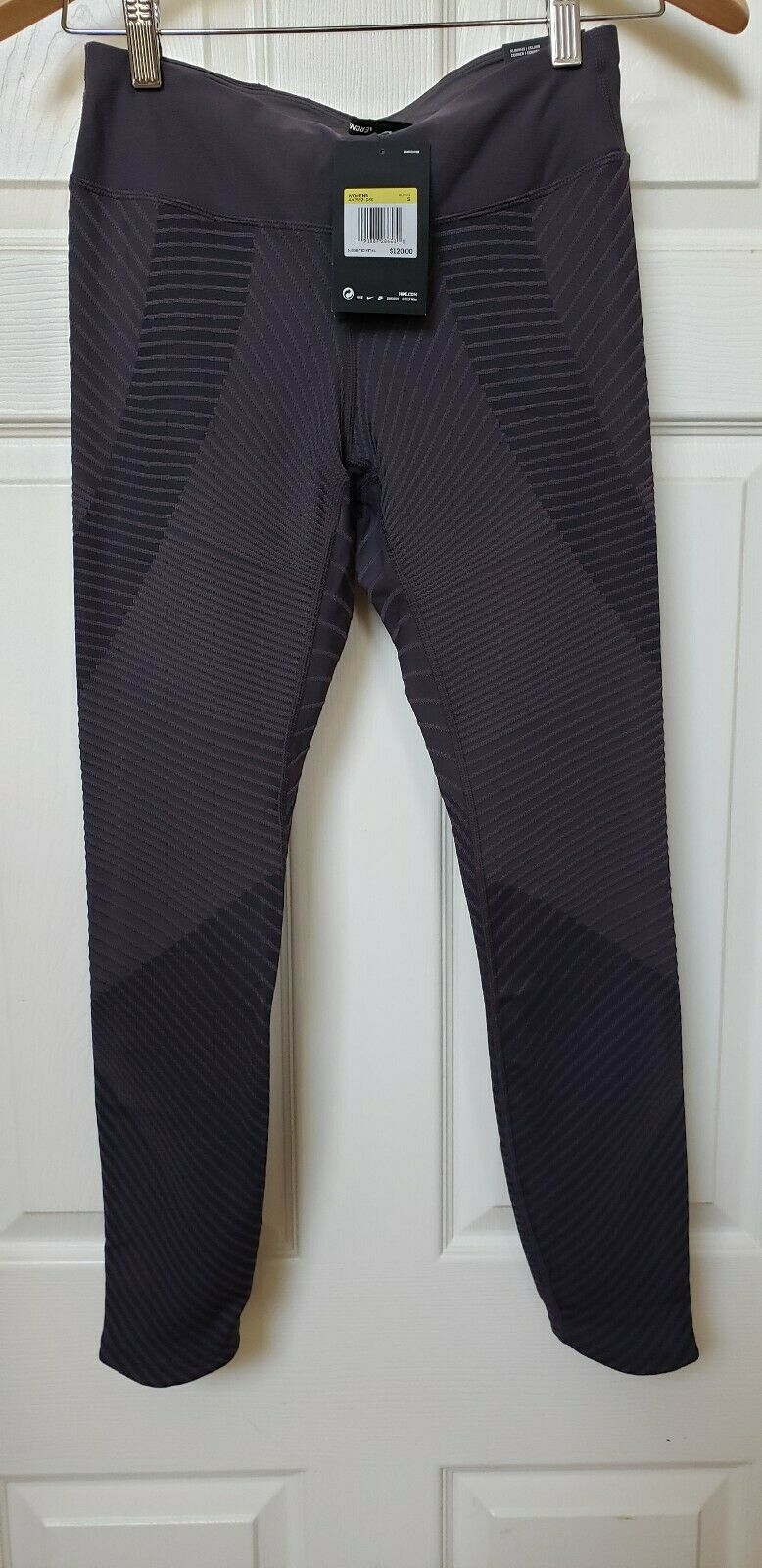 Nike Epic Lux Stratch Fit Full Lengte Long hardlopen Pants, Womannen, afmeting S, NwT