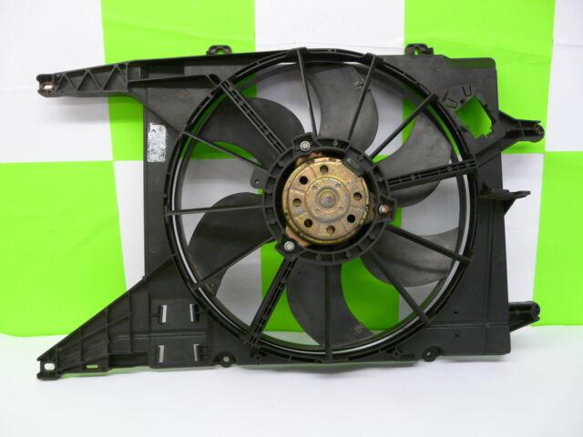 Ventilateur de Radiateur 8200065257 Renault Megane I 96-03 Linceul Moteur