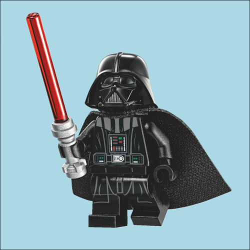 STAR WARS LEGO Hommes Stormtrooper couleur Autocollant Mural Transfert individuels ou les 6
