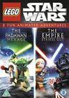 Star Wars Lego Padawan Mance The Empire Strikes out DVD Region 2