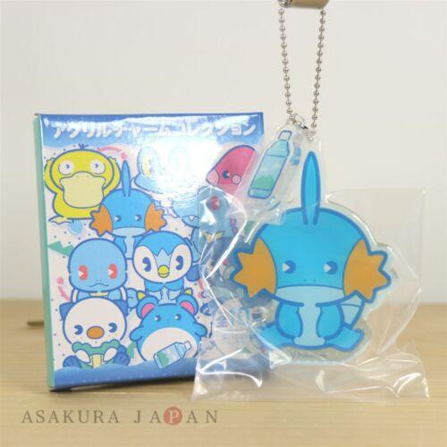 Pokemon Center Original Fresh Water Series Acrylic Charm #3 Mudkip