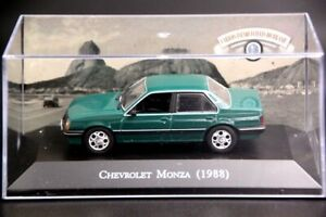 1-43-Altaya-Ixo-CHEVROLET-MONZA-1988-Diecast-Models-Cars-LIMITED-EDITION-toys
