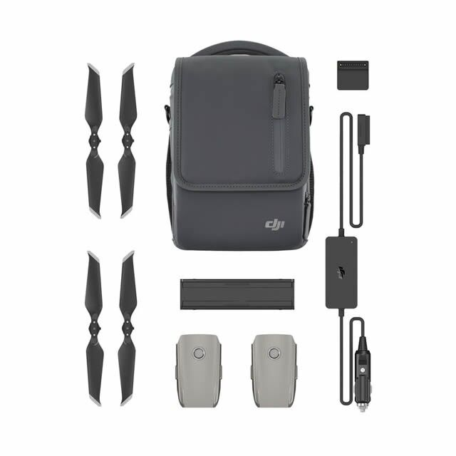 DJI Fly More Kit Mavic 2 Pro Zoom Drone Combo Battery Charger Case Pro UK Store