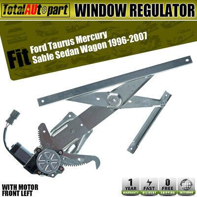 Ford Taurus Mercury Sable Right Rear Window Regulator 1996-2007 OEM New