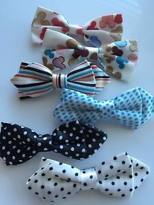 1PC-Baby-Boys-Kids-Children-Party-School-Cute-Small-bow-tie-Necktie-bowtie-Pin