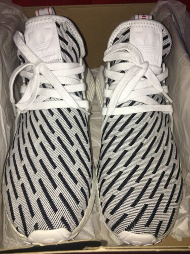 "594928b1bf1ff Xr1 Pk Mens Bb2911 Adidas ""zebra"" Size Nmd White New black 10 Deadstock  Rare red qHtIdPwB"