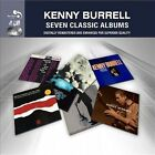 7 Classic Albums by Kenny Burrell (CD, Nov-2012, 4 Discs, Real Gone Jazz)