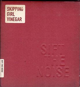 Skipping-Girl-Vinegar-Sift-The-Noise-CD-SFR-SGV-01-2008