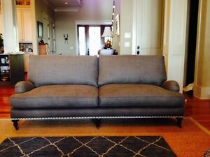 Image Is Loading Custom Lee Industries 3477 11 Sofa Linen Upgraded