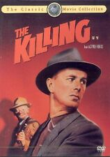The Killing,1956 (DVD,All,New) Stanley Kubrick, Sterling Hayden, Coleen Gray
