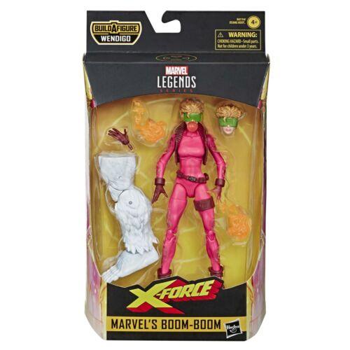 """Marvel Leyendas boom Boom X-Force 6/"""" Figura De Acción X-men Hasbro"""