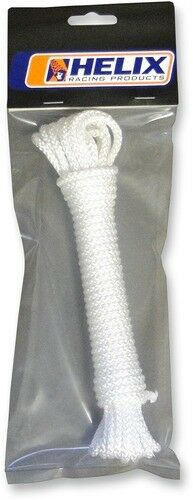 1//4 in Nylon Starter Rope Helix Racing Products 25 ft 800-0025 0936-0012