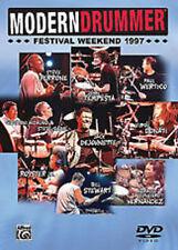 Modern Drummer Festival 97 Dvd, DVDs, ALFRED - 30446