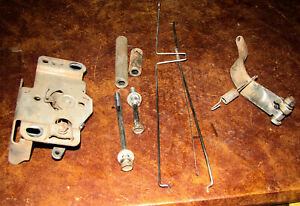 Throttle-and-Governor-Linkage-lot-Kawasaki-FC540V-for-John-Deere-GT262-tractor