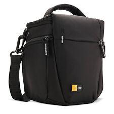 Case Logic TBC-406 DSLR Black Camera Holster - Top Loading Padded Protective Bag