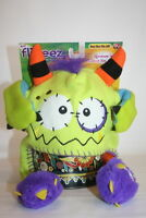 Flipeez Peek-a-boo Monster Hat One Size As Seen On Tv Green