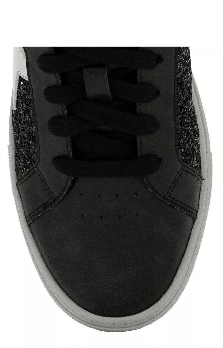 Women/'s Time et Tru Fashion Sneakers Noir Taille 6