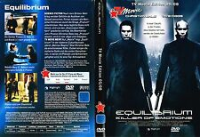 (DVD) Equilibrium - Killer of Emotions - Christian Bale, Emily Watson, Sean Bean