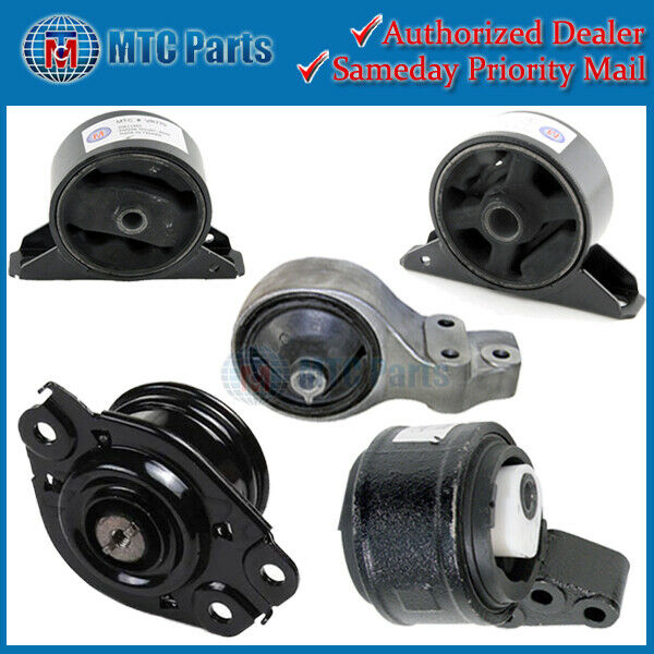 MTC Front Right Engine Mount for 2001-2004 Volvo S40 V40 30611474 VR769