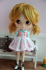 Cute Handmade Dress For 12'' 1/6 Doll Takara Blythe Outfit Pullip/Azone Clothes