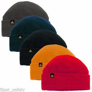 01621d447de Delta Plus Panoply Kara Mens Winter 3M Thinsulate Fleece Beanie Hat ...