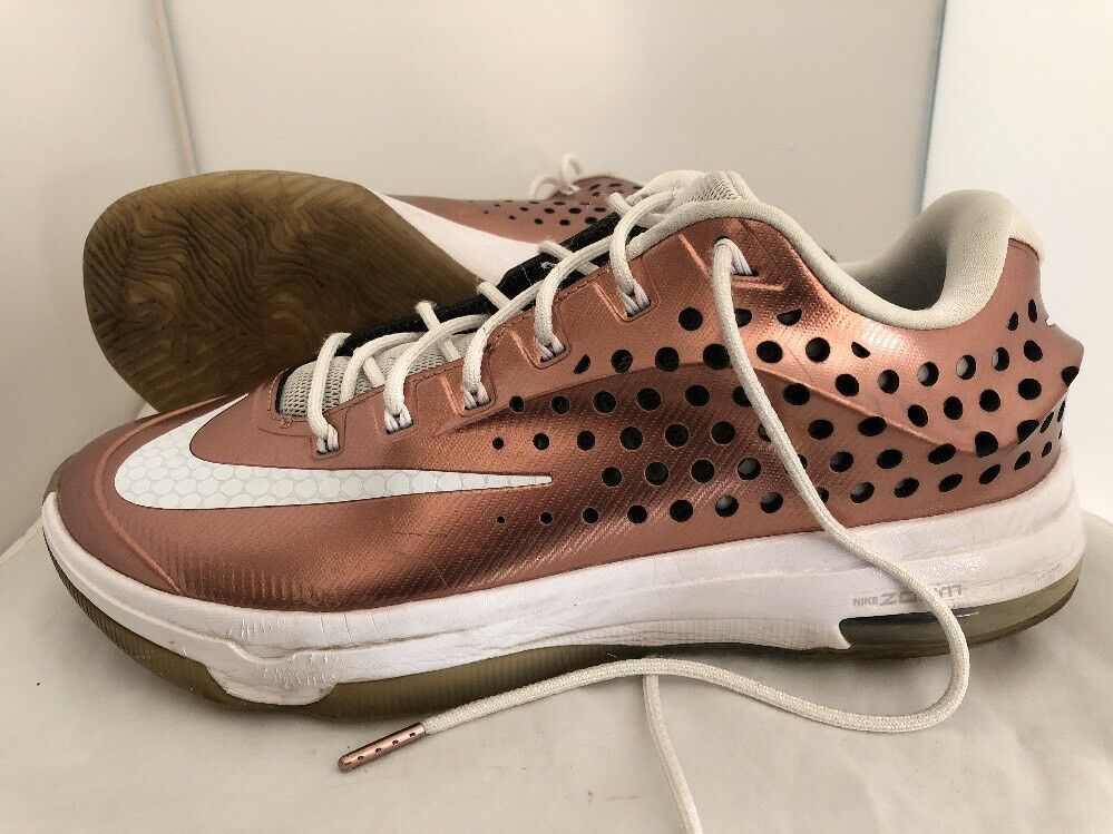 Nike Zoom EYBL shoes KD Kevin Durant 35 Copper Size 11