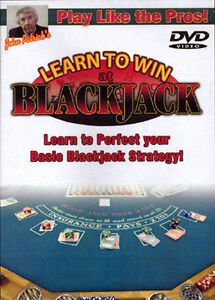 Learn-to-Play-Like-the-Pros-Win-at-Blackjack-Brand-New-DVD-Gain-the-knowledge