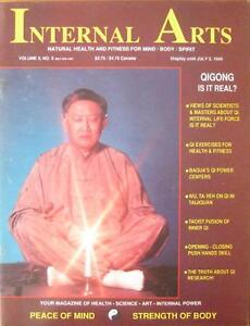 Details About 5 90 Internal Arts Magazine Mind Body Spirit Qigong Karate Kung Fu Martial Arts