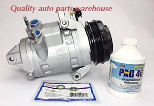 REMAN A//C AC COMPRESSOR KIT FOR 3.5L, 3.7L only 2011-2014 FORD F-150