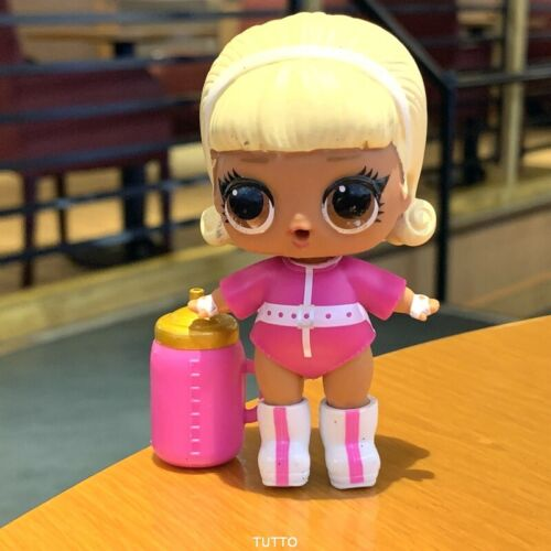 LOL Surprise Dolls DRAG RACER Series 4 Under Wraps dress as Pic