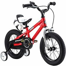 RoyalBaby BMX Freestyle Kids Bike, Boy's Bikes and Girl's Red Gift for childs