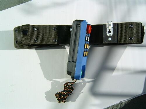 Forstfunk,Funkfernsteuerung WESPE8S Hüfttragegurt,Forstseilwinde,