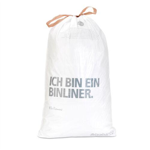 L 40-45 Liter 10 Mülltüten Brabantia Müllbeutel Smartfix 4er Pack