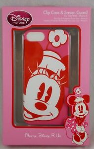 pretty nice 87c6b eb560 Disney Store Minnie Mouse Pink iPhone 5 Cell Phone Clip Case ...