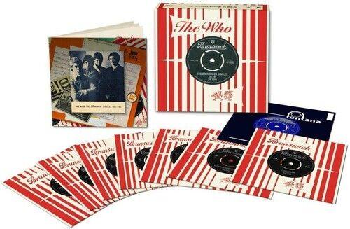 The Who - Brunswick Singles [New Vinyl] Boxed Set