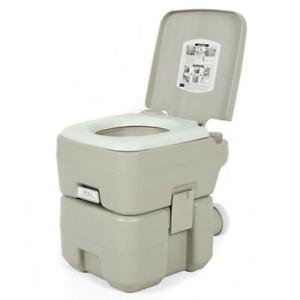 20L-Portable-Camping-Toilet-Flush-Outdoor-Indoor-Potty-Commode-Garden-Hiking