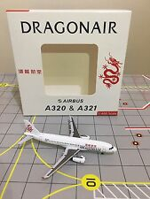 Aeroclassics 1:400 Dragonair Airbus A320 VR-HYP