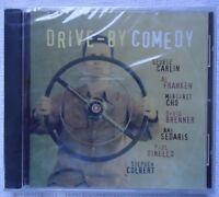 Drive-by Comedy By Stephen Colbert, Margaret Cho, Al Franken, George Carlin...