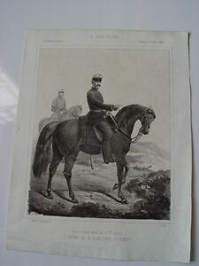 Exmo-Sr-d-Antonio-Ros-Of-Olano-Earl-Of-Almina-1860-Lithography-By-E-Varel