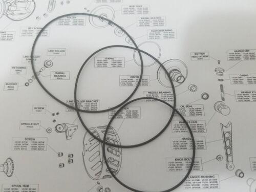 ORR5 One Oring Side Cover ORR2 VS100-300 Van Staal Part O-RING ORR9 VSX