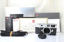 [MINT++]Leica MP 0.72 35mm Rangefinder Film Camera Body in Silver w/Box