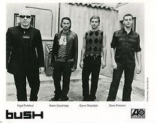 BUSH 2002 Golden State PRESS KIT!!! Photo - Info Sheets- Article reprints etc