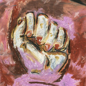 Krill-A-Distant-Fist-Unclenching-VINYL-12-034-Album-2015-NEW-Great-Value